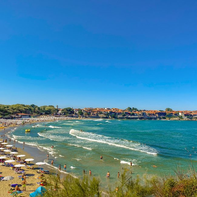 Sozopol Central Beach
